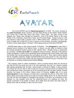 Avatar (English Topic)