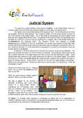 Judicial-System (English Topic)