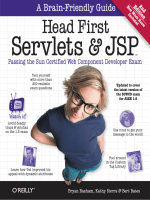 Head First Servlets and JSP 2nd Edition - Kathy Sierra