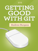 getting-good-with-git