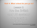 unit 4 lesson 3 form 9 prez.ppt p v