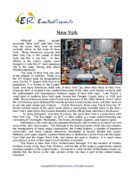New York (English Topic)