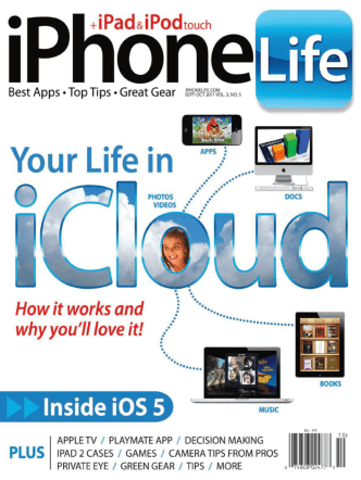 iPhone Life september 2011