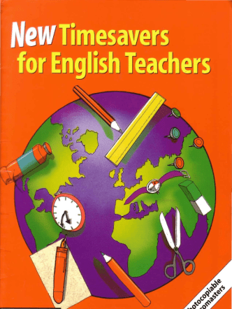 New Timesavers for English Teachers