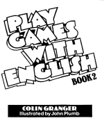play games with english 2