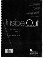 InsideOut Intemediate Resource Pack