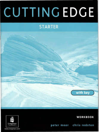Cutting Edge Starter - Workbook