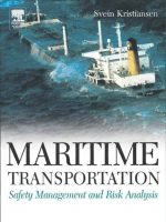 Maritime Transportation Safaty Management and Risk Analysis 2005 Kristiansen 0750659998