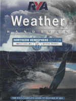 RYA Weather Handbook Northern Hemisphere (G1) 2ed 2007 1905104170