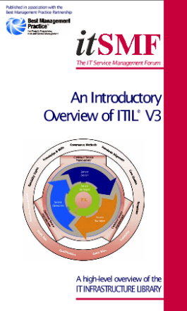 ITILv3 Overview