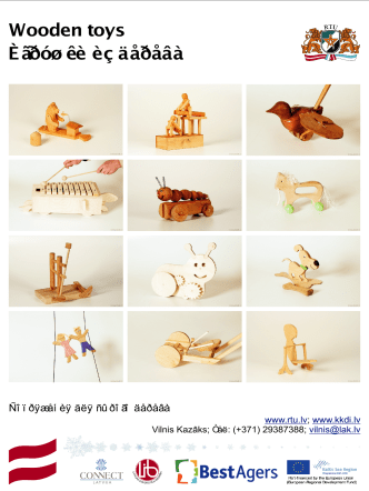 A-Wooden toys