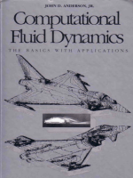 John D. Anderson, Jr. Computional Fluid Dynamics 1995
