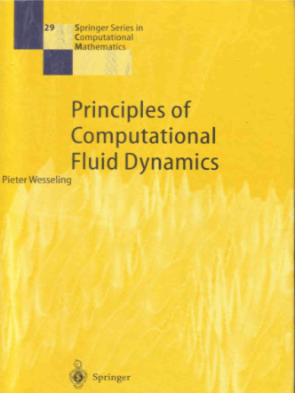 Pieter Wesseling Principles of Computional Fluid Dynamics 1991
