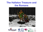The Hallaton Treasure and the Romans (Powerpoint