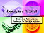 Beauty in a NutShell - NutShell-Blue Flute Software Creations, Inc.