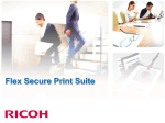 Flex Secure Print Suite