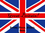 Great Britain!