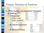 Power Point Slides Emotion