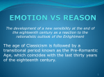 EMOTION VS REASON - Scuole Pie Fiorentine