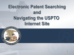 Basic Search Strategy - United States Patent and Trademark Office