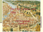 The City in Space and Time - The University of Texas at Austin