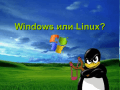 Windows или Linux?
