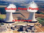 Nuclear Power Plants Chernobyl