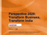 Vision 2020: Transform India, transform World