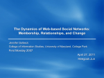 The_dynamics_of_web-based_social_networks