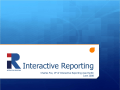 IR v3 Overview - Interactive Reporting Ltd