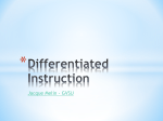 Download File - Formative Assessment and Differentiated Instruction