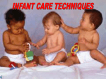 Infant Care Techniques