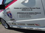 2006 One Lap of America Results: 1 st Place in