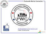 Panhandle Warrior Connection Brief