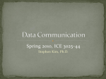 Data Communication - Purdue School of Engineering and