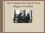 Five Stages of the Vietnam War