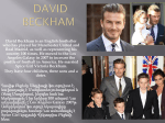 David Beckham - WordPress.com
