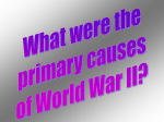 Causes of WWII.ppt