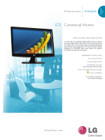 Commercial Monitor LCD - Network Spectrum, Inc.