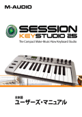 The Compact Make-Music-Now Keyboard Studio | KeyStudio 25応用機能