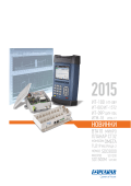 PLANAR catalogue 2015