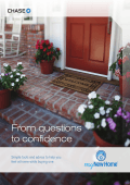 Chase My New Home Homebuyer Guide