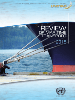 1037.Review of Maritime Transport 2015