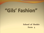 Girl' Fashion