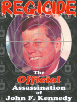 Gregory Douglas - Regicide- The Official Assassination of John F. Kennedy (2002)