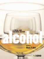 M Holt - Alcohol- A Social and Cultural History (2006)