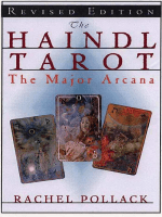 Rachel Pollack - The Haindl Tarot- The Major Arcana (2008)