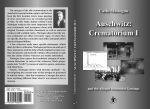 Carlo Mattogno - Auschwitz- Crematorium I and the Alleged Homicidal Gassings (2005)