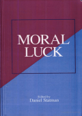 moral luck Moral luck describes circumstances whereby a moral agent is assigned moral blame or praise for an action or its consequences even if it is clear that said agent did.