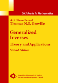 5019.Ben-Israel A.  Greville T. - Generalized inverses- Theory and applications (2002).pdf
